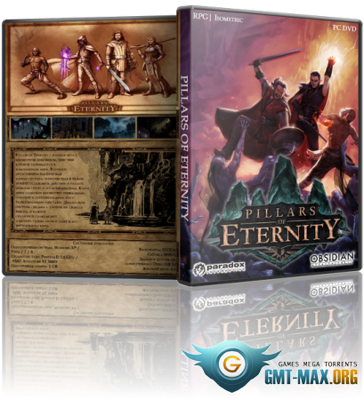 Pillars of Eternity: Definitive Edition v.3.7.0.1280 (2015/RUS/ENG/RePack от R.G. Механики)