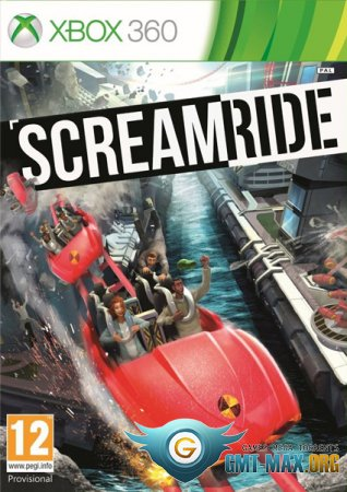 ScreamRide (2015/RUS/ENG/Region Free/LT+ 3.0)