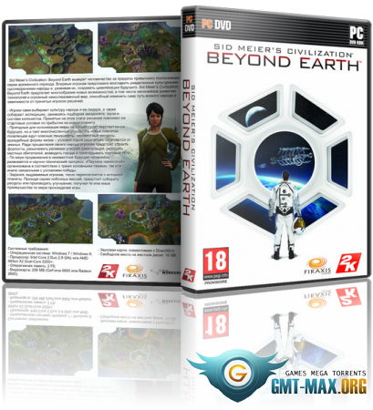 Sid Meier's Civilization: Beyond Earth [v 1.1.0.1045 + 2 DLC] (2014/RUS/RePack �� xatab)