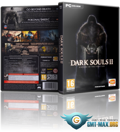 Dark Souls II: Scholar of the First Sin (2015/RUS/ENG/RePack от xatab)