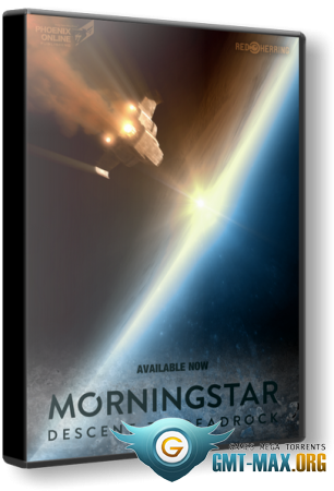 Morningstar: Descent to Deadrock (2015/RUS/ENG/RePack)
