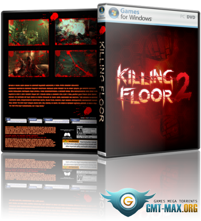 Killing Floor 2: Digital Deluxe Edition v.1078 (2017/RUS/ENG/Лицензия)