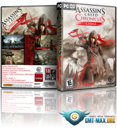 Assassin's Creed Chronicles: China (2015/RUS/ENG/MULTI13/Лицензия)