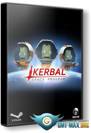 Kerbal Space Program (2015/ENG/Лицензия)