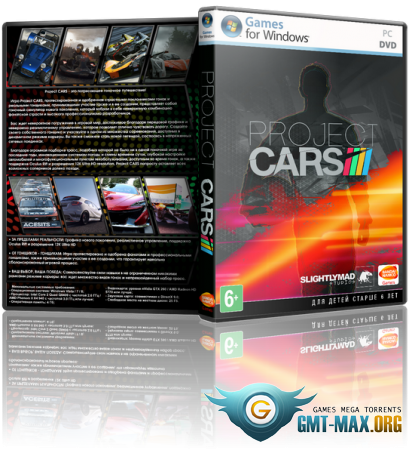 Project CARS (2015/RUS/ENG/RePack)