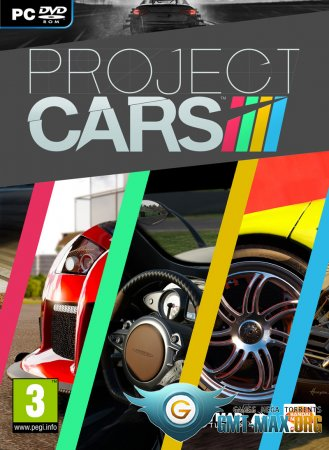 Project CARS Crack (2015/RUS/ENG/Crack by ALI213 + RELOADED)