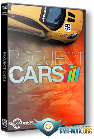 Project CARS [Update 5 + DLC] (2015/RUS/ENG/RePack от R.G. Механики)