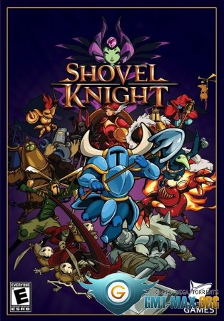 Shovel Knight v.1.2.3b (2014/RUS/ENG/Лицензия)