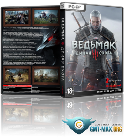 The Witcher 3: Wild Hunt Game of the Year Edition v.1.32 + Все DLC (2016/RUS/ENG/GOG)