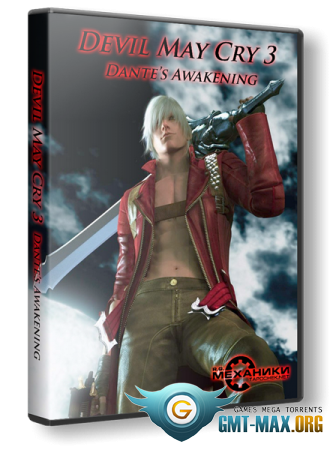 Devil May Cry 3: Dante's Awakening - Special Edition (2007RUSENGRePack от R.G. Механики)