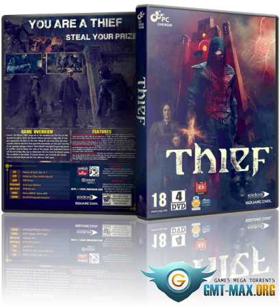 Thief Complete Edition [Update 8] (2014/RUS/RePack от xatab)