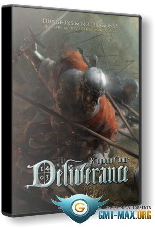 Kingdom Come: Deliverance v.8.1 (2015/ENG/Лицензия)