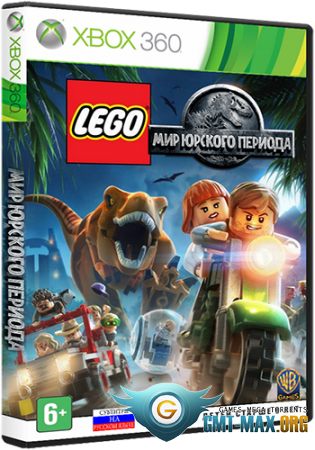LEGO Jurassic World (2015/RUS/Region Free/LT+3.0)