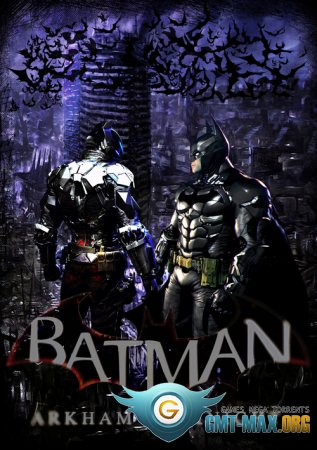 Batman: Arkham Knight Crack (2015/RUS/ENG/Crack by CPY)