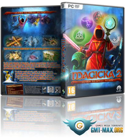 Magicka 2 Deluxe Edition v 1.2.1.0 (2015/RUS/ENG/RePack �� R.G. ��������)