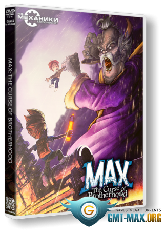 Max: The Curse of Brotherhood [v.4.3.1.45] (2014/RUS/ENG/RePack от R.G. Механики)