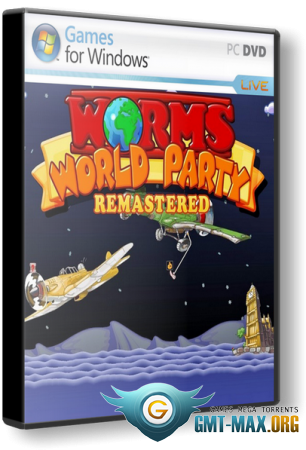 Worms World Party Remastered (2015/ENG/Лицензия)