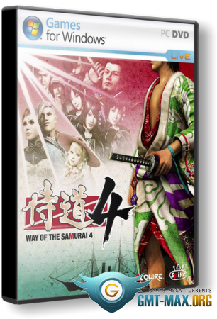 Way of the Samurai 4 (2015/ENG/JAP/Лицензия)