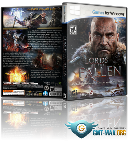 Lords Of The Fallen: Game of the Year Edition (2014/RUS/ENG/RePack от xatab)