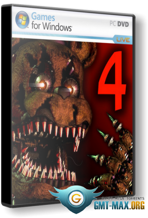 Five Nights at Freddy's 4: The Final Chapter (2015/ENG/Пиратка)