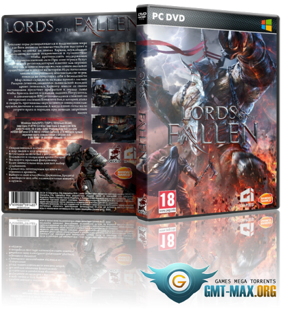 Lords Of The Fallen: Digital Deluxe Edition (2014/RUS/ENG/RePack от R.G. Механики)