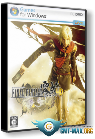 FINAL FANTASY TYPE-0 HD (2015/ENG/Лицензия)