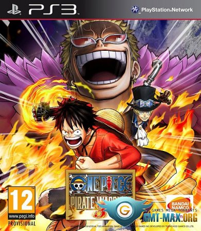 One Piece: Pirate Warriors 3 (2015/ENG/EUR/4.75)