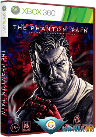 Metal Gear Solid V: The Phantom Pain (2015/RUS/ENG/Region Free/LT+3.0)