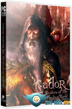 Эадор: Владыки миров / Eador: Masters of the Broken World (2013/RUS/ENG/Лицензия)