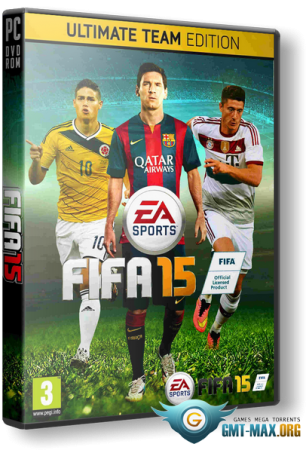 FIFA 15 Ultimate Team Edition (2014/RUS/RePack от xatab)