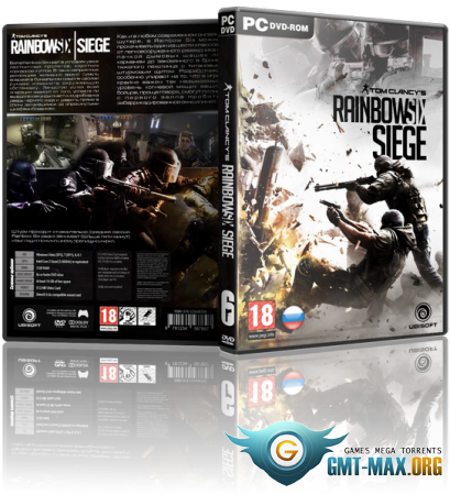 Tom Clancy's Rainbow Six Siege Ultimate Edition + DLC (2015/RUS/ENG/Uplay-Rip)