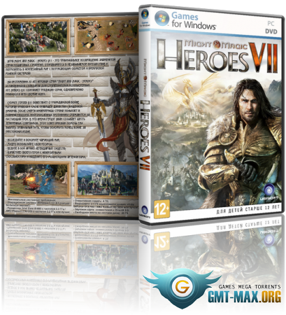 Герои 7 / Might and Magic Heroes VII Collector's Edition (2015/RUS/ENG/RePack от MAXAGENT)