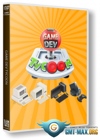Game Dev Tycoon (2013/RUS/Repack от R.G. Механики)