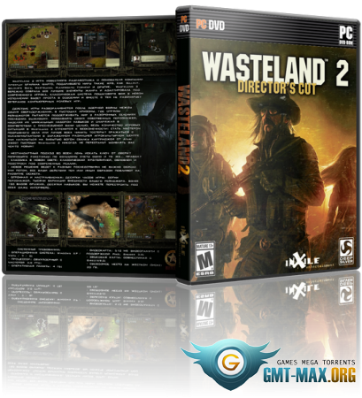 Wasteland 2: Director's Cut (2015/RUS/ENG/RePack от MAXAGENT)