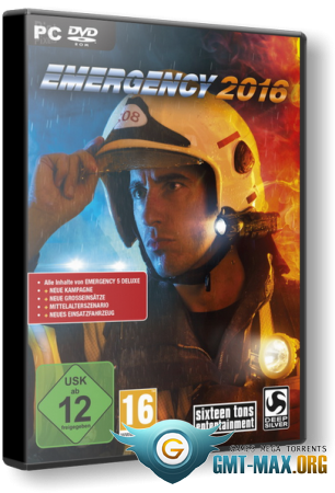 Emergency 2016 (2015/ENG/ENG/Лицензия)