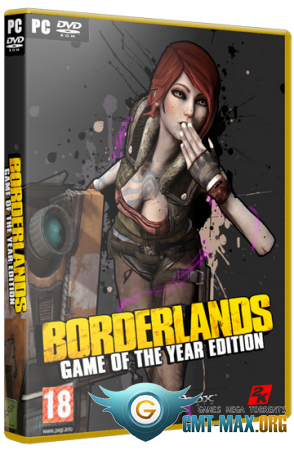 Borderlands: Game of the Year Edition (2010/RUS/ENG/RePack от R.G. Механики)