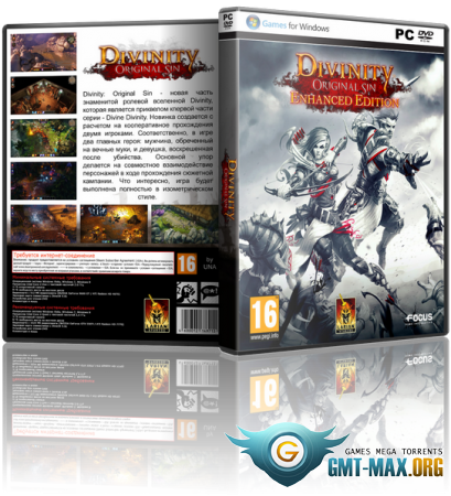 Divinity: Original Sin Enhanced Edition (2015/RUS/ENG/Лицензия)