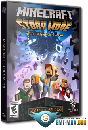 Minecraft: Story Mode Season Two Episode 1-5 (2017/RUS/ENG/RePack от xatab)