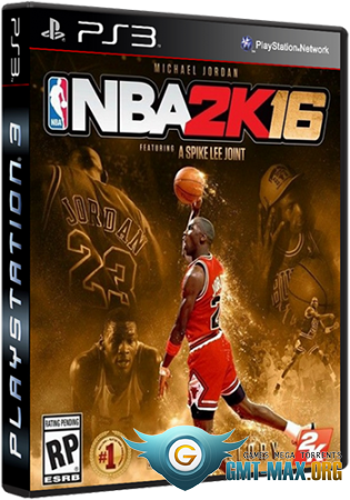 NBA 2K16 (2015/ENG/USA/CFW 4.75+)