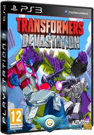 Transformers: Devastation (2015/ENG/USA/CFW 4.75+)