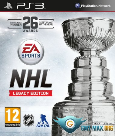 NHL Legacy Edition (2015/ENG/USA/4.75)