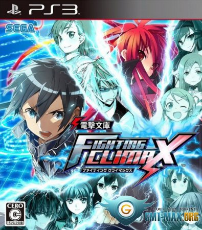 Dengeki Bunko: Fighting Climax (2015/ENG/USA/4.70)