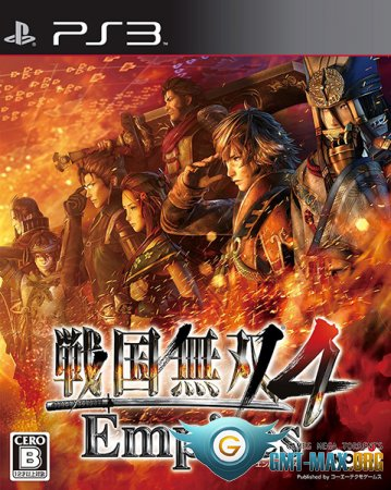 Samurai Warriors 4: Empires (2015/JAP/PS3)