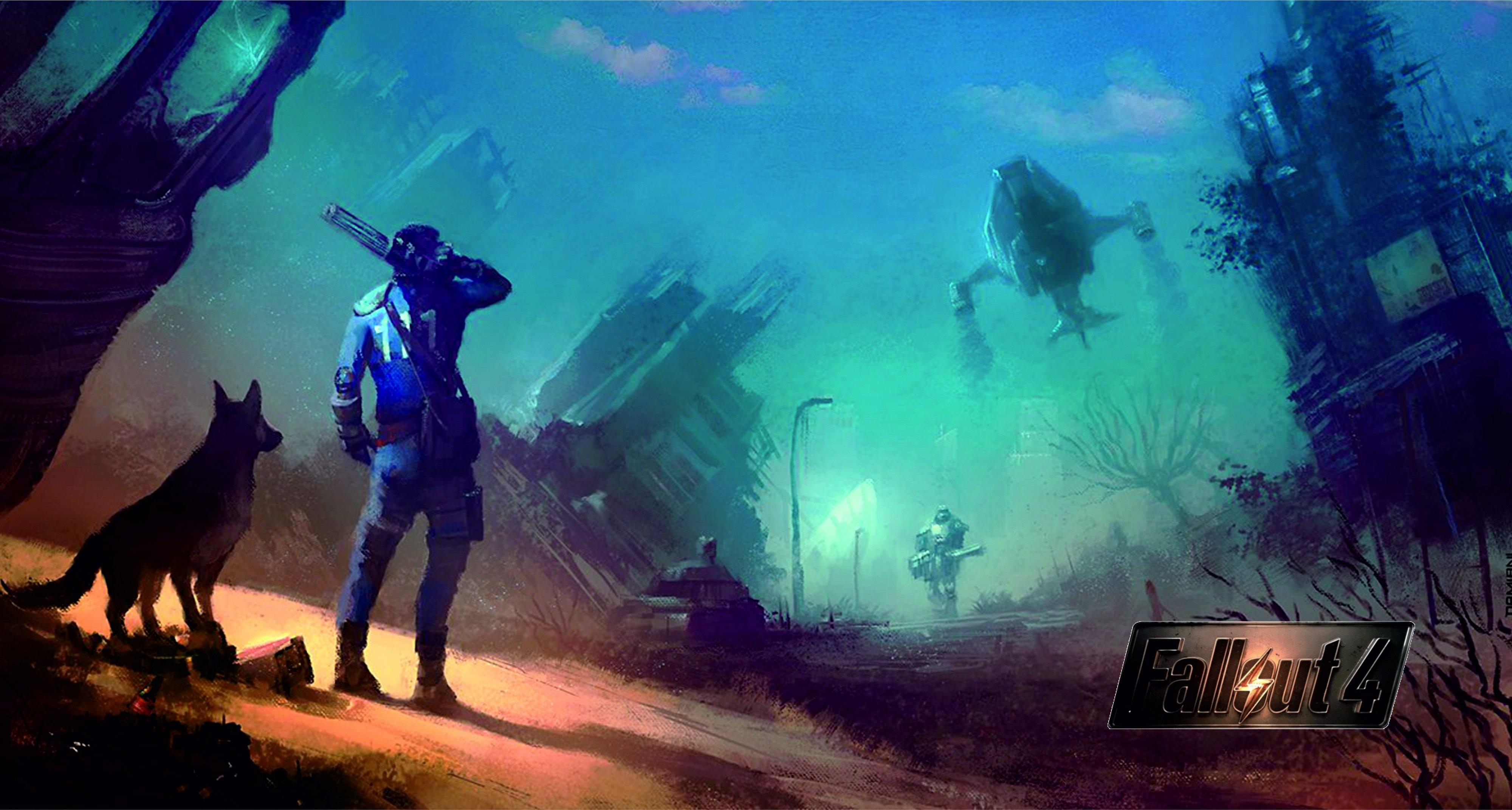 Fallout 4 v 1. 10. 89. 0. 1 + 7 dlc (2015) pc | repack от xatab.