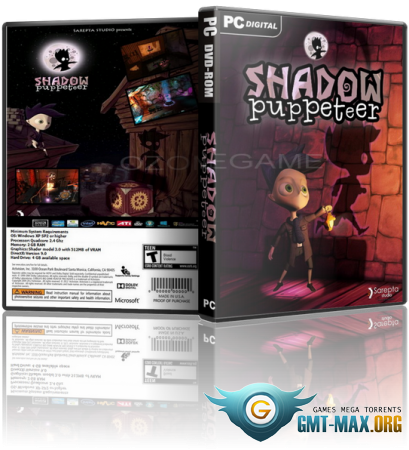 Shadow Puppeteer v.1.1.0 (2014/RUS/ENG/Лицензия)