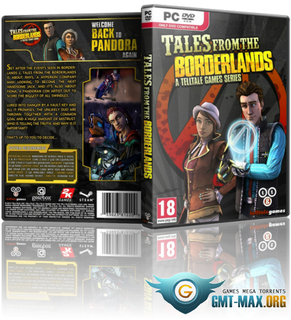Tales from the Borderlands: Episodes 1-5 (2015/RUS/ENG/RePack от MAXAGENT)