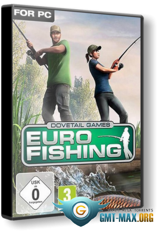 Euro Fishing: Urban Edition + 3 DLC (2015/RUS/ENG/RePack от xatab)