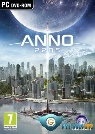 Anno 2205 Crack (2015/RUS/ENG/Crack by CODEX + Русификатор)