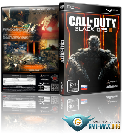 Call of Duty: Black Ops 3 Digital Deluxe Edition (2015/RUS/ENG/Лицензия)