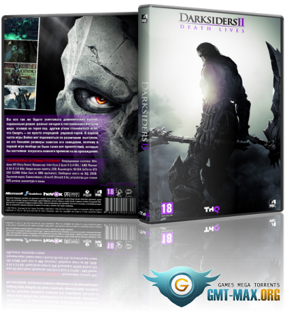 Darksiders 2: Deathinitive Edition v.2.1.0.4 (2015/RUS/ENG/RePack от xatab)
